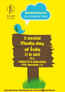 cartelIISocialMediaDay