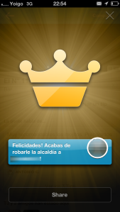 Los 4 Palos Alcalde Avila FourSquare