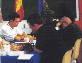Félix García Arés v Miguel Illescas