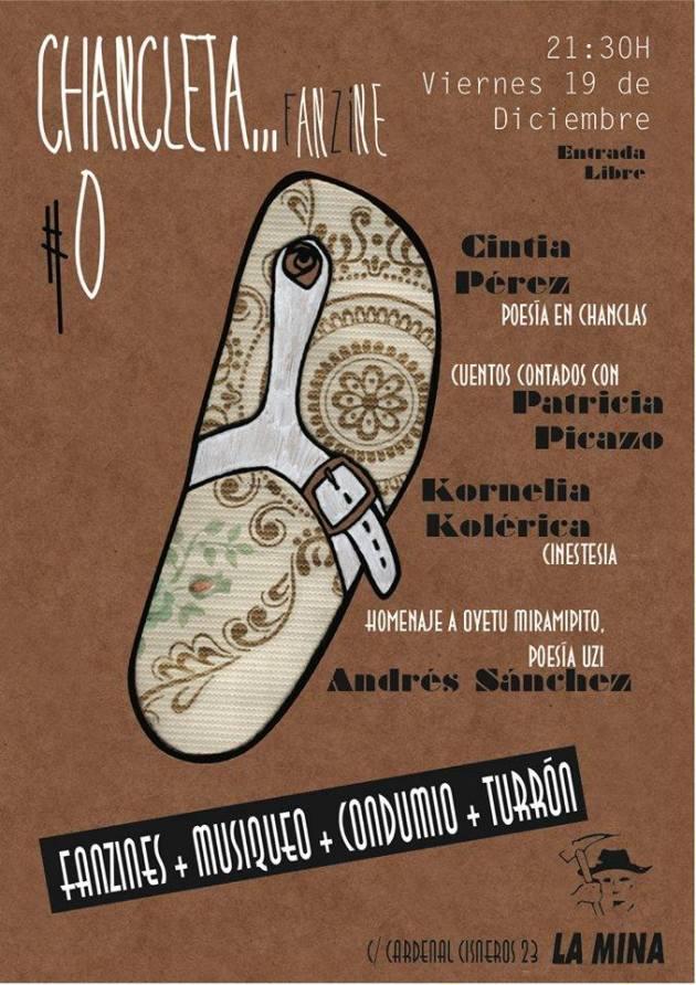 Chancleta Fanzine